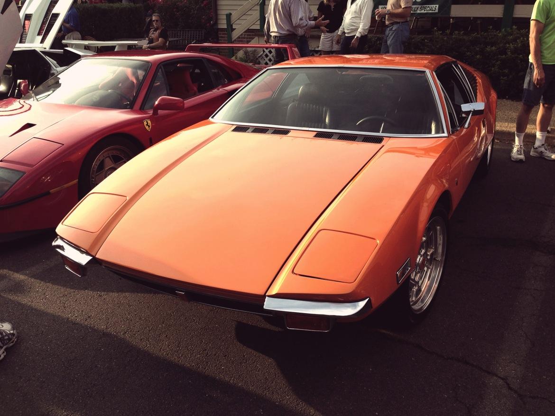 Ferrari old