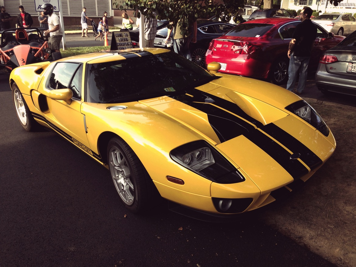 Gt40 front