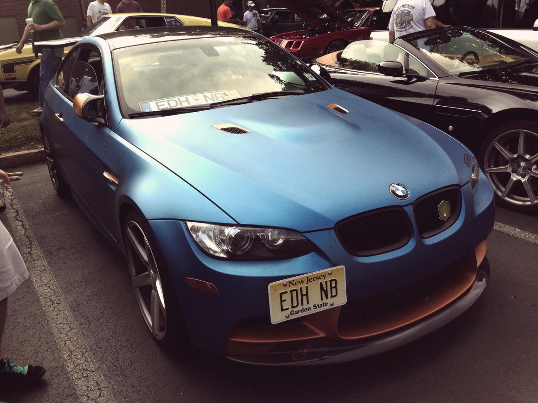 M3 blue front