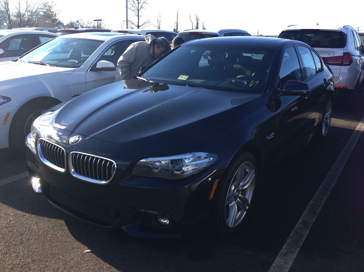 Test Drive 2014 Bmw 535 And 550 Series Jeffe