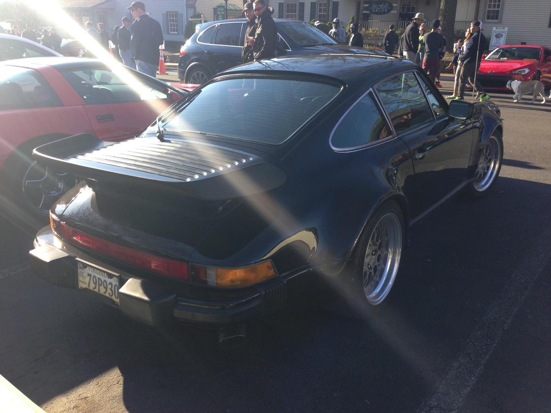 911 classic turbo black