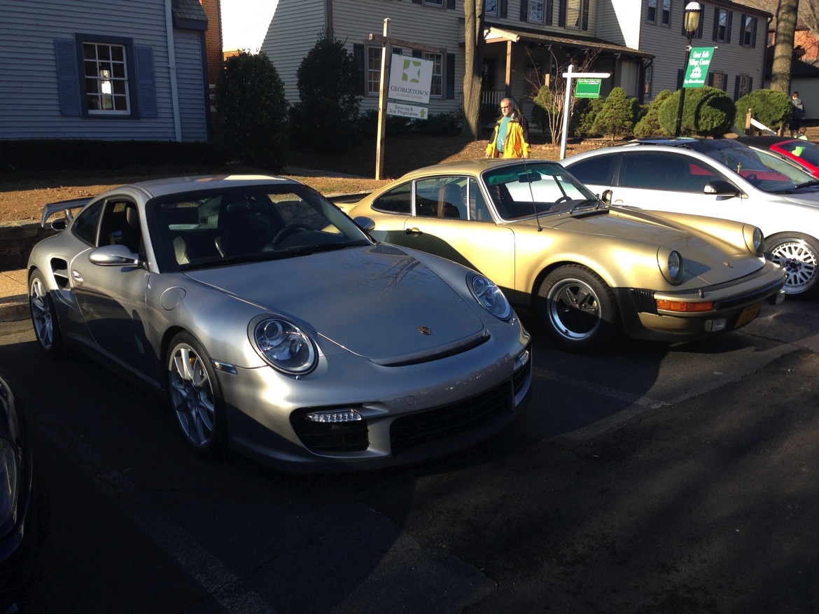 911 gt2 front
